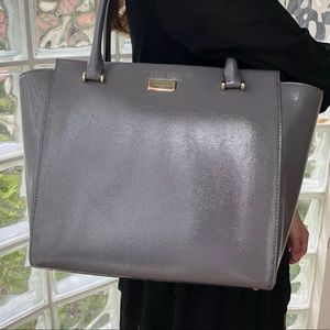 Kate Spade Camryn Bixby Place Leather Large Bag